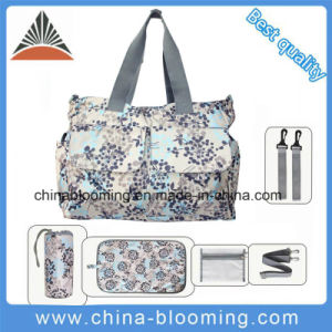 Lady Folding Weekend Shoulder Carry Leisure Travel Bag pictures & photos