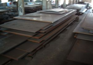 Alloy Steel Sheet Low Carbon Alloy Steel Plate pictures & photos