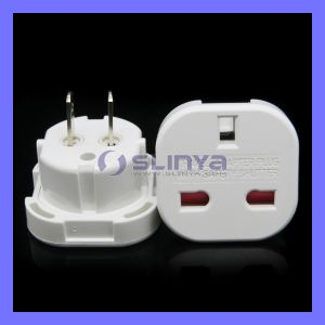 Professional Stable Travel Socket Adapter UK to Us Plug Adapter pictures & photos