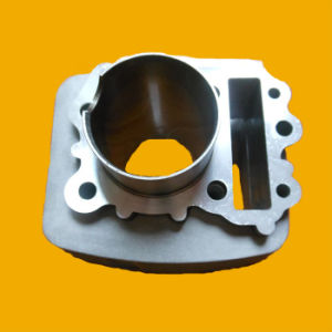 High Quality Aluminum Motorcycle Cylinder for Bajaj135 Motorcycle Parts pictures & photos