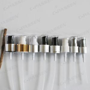 Aluminum-Plastic Cream Pump Head for Cosmetic Cream Lotion pictures & photos
