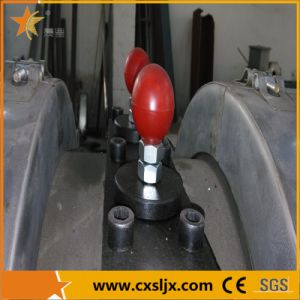 Twin Conical Screw Extruder/Plastic Extruder pictures & photos