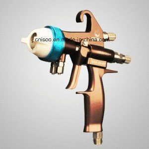 Mini Spray Gun of One Head Two Nozzles (SGH-S2-PE)