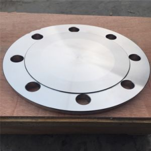ANSI Pure Forged Stainless Steel 321 Blind Flange pictures & photos