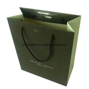 Paper Apparel Bag with Handle and Custom Design pictures & photos