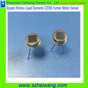 Quad Elements Pyroelectric Infrared Radial Sensor (D205B) pictures & photos