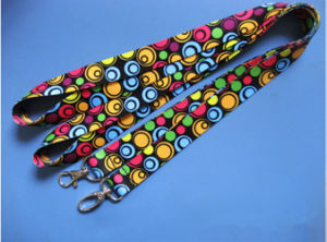 OEM New Style Heat Transfer Print Lanyards pictures & photos