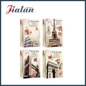 Building Printed Cotton Rope Customize Logo Retail Paper Shopping Bag pictures & photos