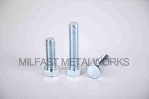 DIN 931 Hex Bolts pictures & photos
