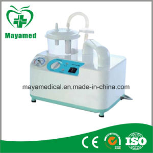 Maya China Hospital Medical Portable Phlegm Suction Unit Machine pictures & photos