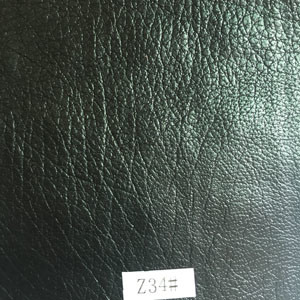 Synthetic Leather (Z34#) for Furniture/ Handbag/ Decoration/ Car Seat etc pictures & photos