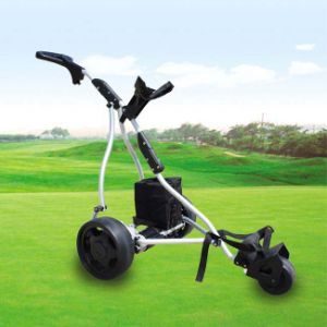 CE Approved Factory Direct Aluminium Electric Golf Trolley (DG12150-A) pictures & photos