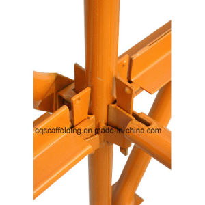Paint Steel Kwikstage Scaffolding for Construction Equipment (CQG-KS01)