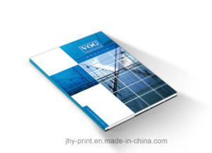 High Qaulity Cheap Full Color Catalogue Printing Service (jhy-005) pictures & photos