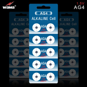 AG4 Lr626 Alkaline Button Cell for Cameras pictures & photos