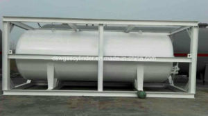 40FT/0.7MPa LNG ISO Tank Container pictures & photos