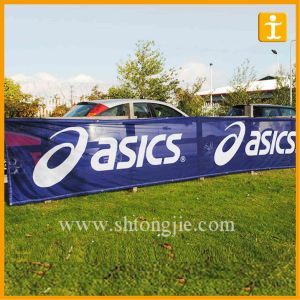 2015 Printing Factory Outdoor Vinyl Mesh Banner for Advertising (TJ-B04) pictures & photos