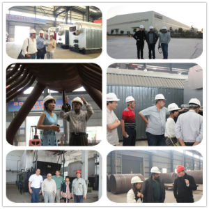 15t/Hr Steam Output Chain Grate/Travelling Grate Coal Fired Steam Boiler pictures & photos