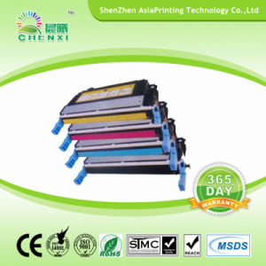 Premium Color Toner Cartridge for HP Q6460A Q6461A Q6462A Q6463A pictures & photos