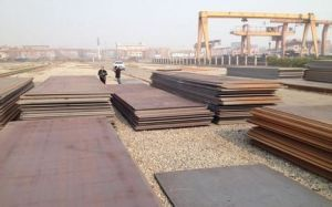 (Grade B) Ship Steel Plate pictures & photos