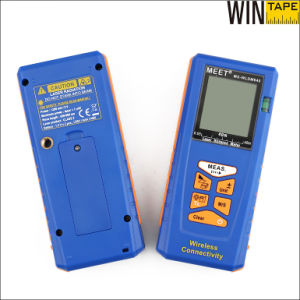 40m Wireless Laser Distance Meter Measuring Tape Laser pictures & photos
