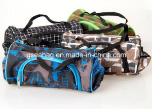 Fashion School Stationery Case, Double Zipper Pencil Bag for Children (GB#30088) pictures & photos