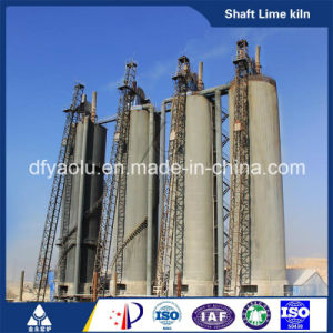 Energy Saving Large Capacity Lime Burnt Production Facility for Sale pictures & photos