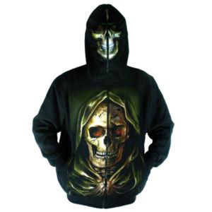 Custom Cotton Printed Hoodies Sweatshirt of Fleece Terry (F132) pictures & photos