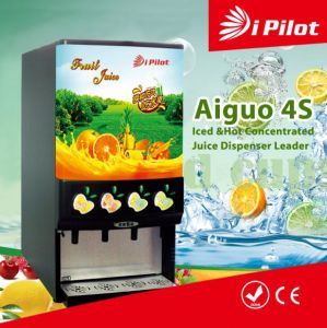 Automatic Juice Machine Iced & Hot Concentrated Juice Dispenser Leader pictures & photos