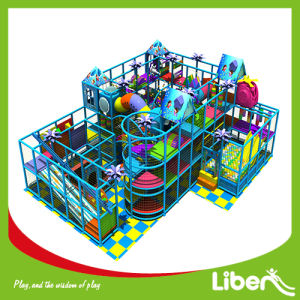 Ocean Theme Children Indoor Soft Play Areas Playground Equipment, Kids Play System Structure for Games pictures & photos