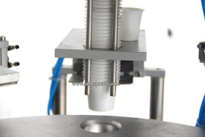 Automatic Yogurt Coffee Capsule Filling and Packing Machine pictures & photos