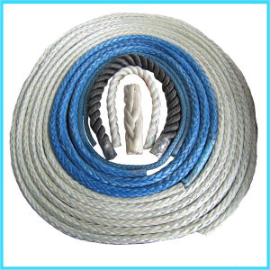Mooring Rope for Ship Using High Strength & Light Weight Yarn pictures & photos
