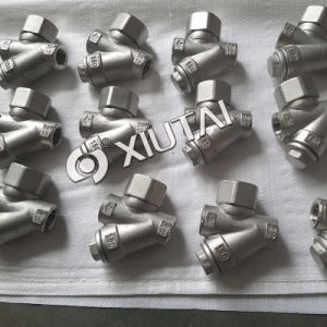 Stainless Steel Thermodynamic Steam Trap pictures & photos