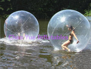 Inflatable Zorb Water Ball for Walking Roller (CYWB-1598) pictures & photos