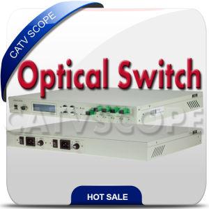 19inch 1u Fiber Optic Protection Switch