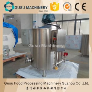 Ce Chocolate Machine Gusu Stirring Storage Insulation Tank (BWG500) pictures & photos