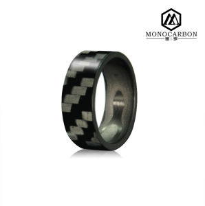 Jewelry Accessory New Carbon Fiber Fashion Ring pictures & photos