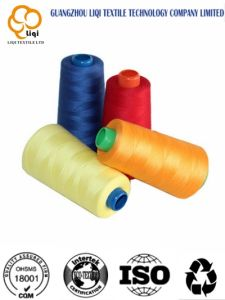 40s/2 Wholesale 100% Spun Polyester Sewing Thread Fabric Textile Thread pictures & photos