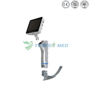 Ysent-Hj2a Medical Ent Instrument Laryngoscope Set pictures & photos