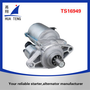 12V 9t 1.6kw Ccw Mitsuba Starter for Honda 17728 pictures & photos