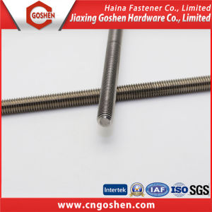 Ss304 Threaded Rod M12*1m pictures & photos