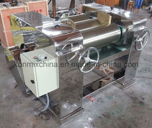 Three Roll Mill 3-Roller Mill Triple Roller Mills for Inks Pigment Grinding pictures & photos