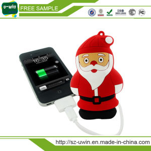 5200mAh Portable Power Bank Charger for Christmas pictures & photos