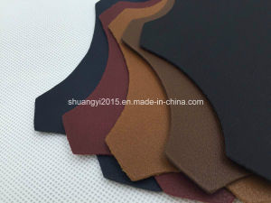 High Quality PU Leather for Shoes, Belt, Bag, Furniture pictures & photos