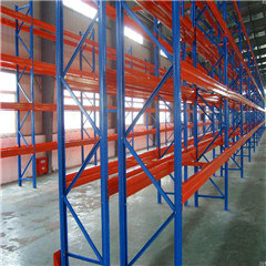 Double Depth Powder Coating Selective High Utilization Steel Pallet Shelf pictures & photos