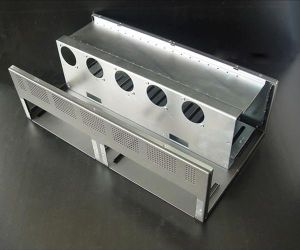 CNC Machining for Stainless Steel Shell Perforated Fabrication pictures & photos