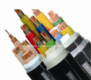 Copper Conductor PVC or XLPE Insulated Cable for Power Plant or Subsation pictures & photos