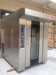 32 Trays Rotary Oven for Bread Factory pictures & photos