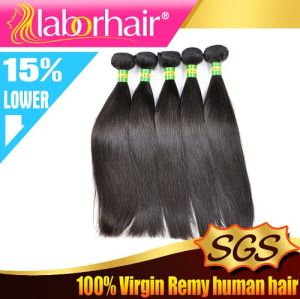 No Chemical Processed Wholesale 100% Brazilian Hair Extension pictures & photos