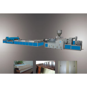 Extrusion Machine PVC Foam Board/Sheet Making Machine pictures & photos